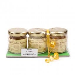 Honig Geschenkset (3x50g)