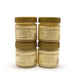 Honigpaket mit cremigem Honig