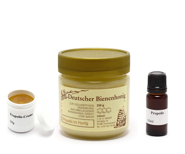 propolis paket bio propolis l sung mit alkohol kaufen fruchthonig honig online shop. Black Bedroom Furniture Sets. Home Design Ideas